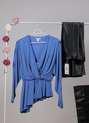 Стильна блуза h&m за спокусливою ціною до 31.10