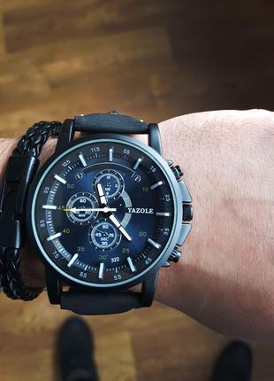 Мужские часы в стиле кежуал