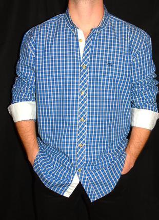 Tom tailor шикарная брендовая рубашка - xxl - xl