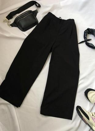 Базовые кюлоты / укорочённые брюки