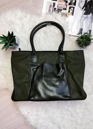 Фирменная сумка lancel