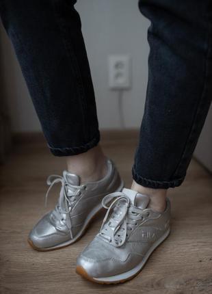 Кроссовки fila