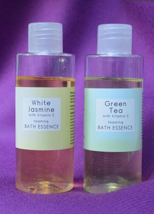 Эссенция для душа с запахом белого жасмина и зеленого чая