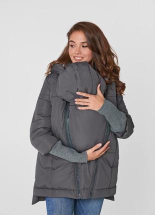 Слингокуртка и куртка для беременных нурмес