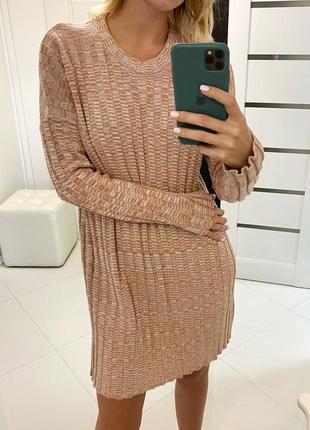 Плотное платье asos р.m