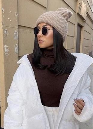 Zara шапка шерсть в составе