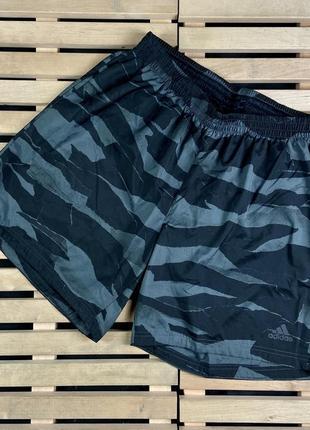 Супер крутые красивые мужские шорты adidas размер xl
