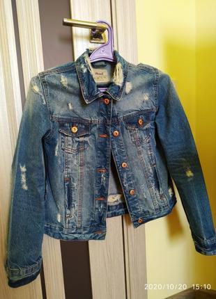 Джинсова куртка, піджак, оригінал.