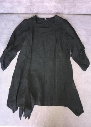"O""neel стильная блузка лен rundholz annette gortz oska"