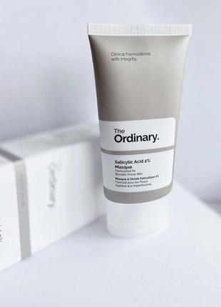 Salicylic acid 2% masque the ordinary
