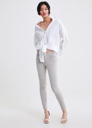 Стрейчевые штанишки zara