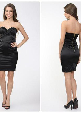 Вечернее стильное платье-бюстье в стиле линжери от phard
