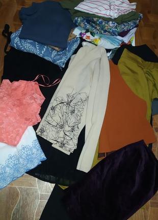 Обнова много одежды