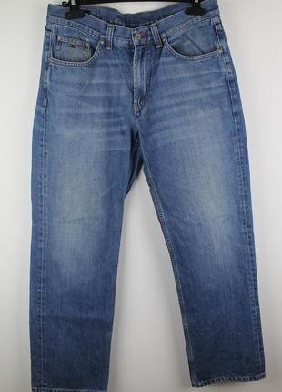 Оригинальные джинсы tommy hilfiger madison straight