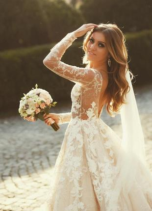 Свадебное платье softy