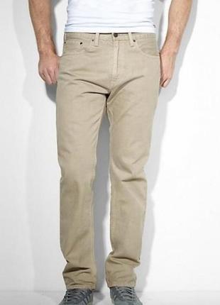 Оригинальные качественные джинсы levis 505 regular fit