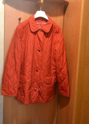 Куртка gerry weber (xxxl)