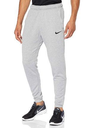 Мужские спортивные штаны nike dry pant taper fleece
