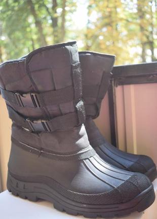Зимние сапоги ботинки сноубутсы chamonix германия р.44 валенки калоша