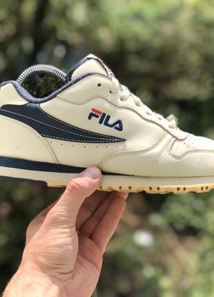 Fila vintage спортивні кросівки оригінал