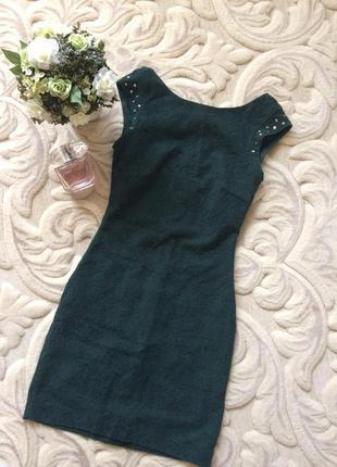 Коктейльное, вечернее платье  zara