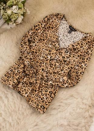 Стильная блуза от new look рр 8 наш 42