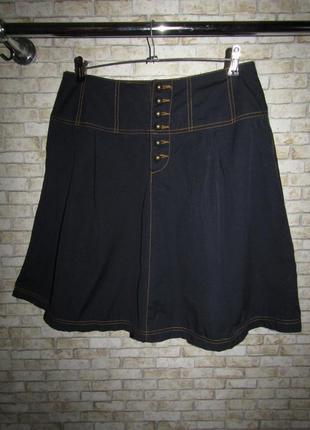 Красивая стройнящая юбка р-р л сост новой casablanca