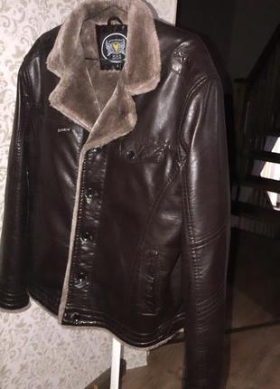 Куртка дублянка