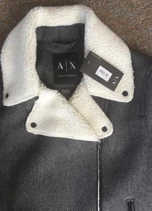 Armani exchange куртка женская, розмір l.