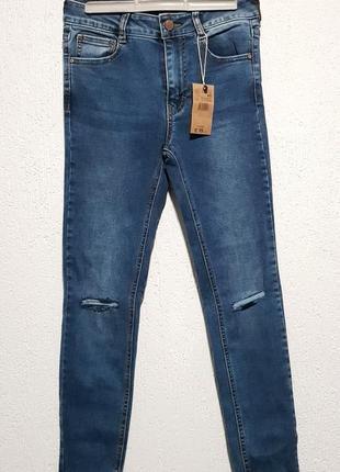 Стильні джинси zuiki denim,розмір 40