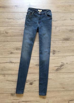 Скинни джинсы h&m, базовые из новых коллекций