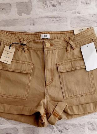 Крутые джинсовые шорты!