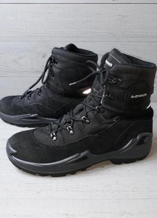 Шикарні зимові термо черевики lowa