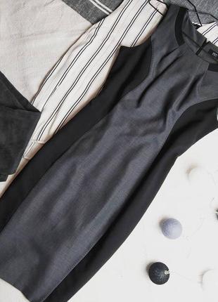 Силуэтное платье футляр чехол f&f