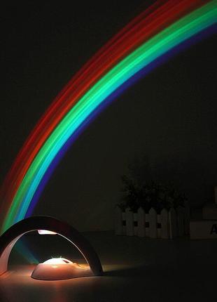 Ночник-проэктор rainbow night light