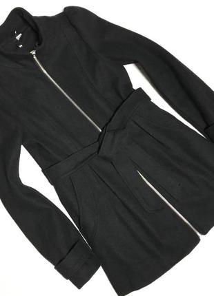 Шикарное пальто тренч демисезонное пальто