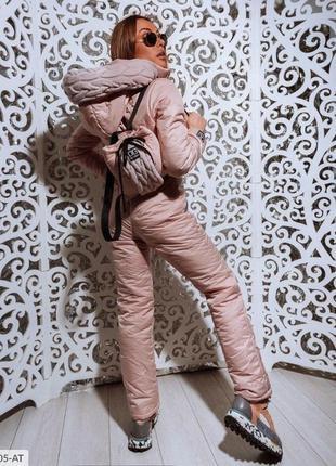 Комбинезон «куршавель» с рюкзачком