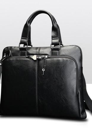 Мужская сумка портфель для документов