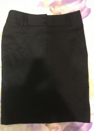 Классическая юбка - карандаш