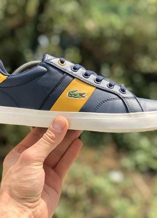 Lacoste zapatillas кеди кросівки оригінал