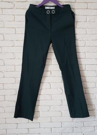 Класичні брюки mango 34р