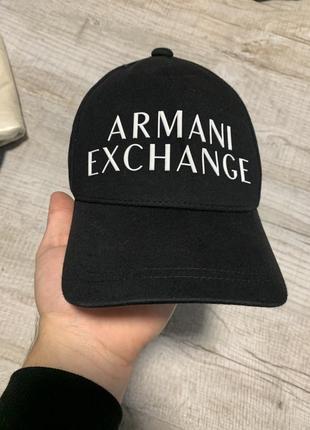 Кепка armani exchange