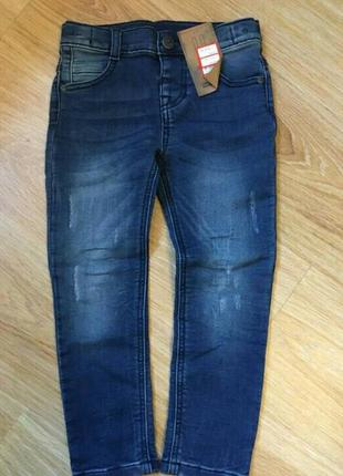 Крутые джинсы джинсовые джоггеры фирмы f&f