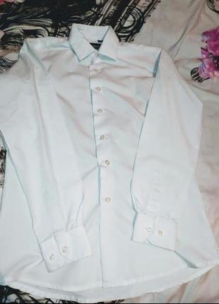 Белая рубашка унисекс распродажа акция