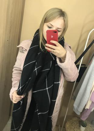 Об'ємний шарф jennyfer