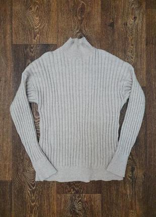 Классный теплый свитер primark