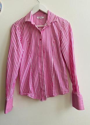Рубашка t.m.lewin p.10 #1565 новое поступление 1+1=3🎁