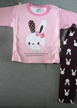 Пижама детская с начесом піжама дитяча утеплена з начесом