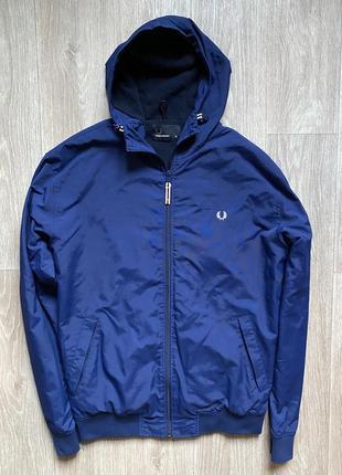 Fred perry куртка ветровка оригинал xl размер фред пери 52
