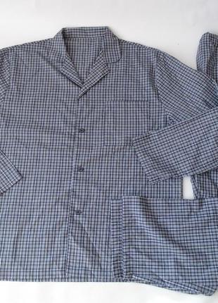 Легкий домашний костюм пижама george англия л